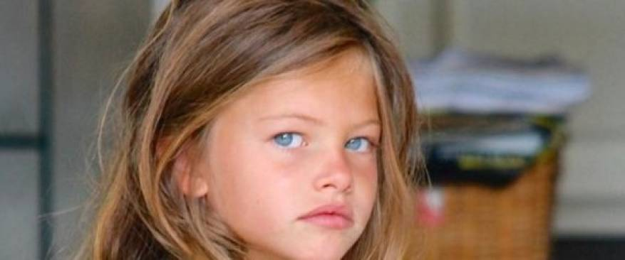 ظهور أجمل طفلة في العالم بعد أن أصبحت شابة خلال فعاليات أسبوع الموضة بنيويورك.. شاهد تألقها
