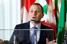 """وزير الخارجية اللبناني يحذر من """"حرب بمشاركة سعودية"""" على لبنان"""