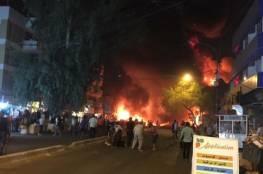 عشرات القتلى بمفخخة ببغداد وداعش يأسر عقيدًا بالموصل