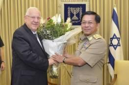 """هآرتس: """"إسرائيل"""" تواصل تسليح المجلس العسكري في """"ميانمار"""""""