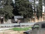 الاحتلال يغلق البوابة الرئيسية لمدرسة الساوية - اللبن الثانوية