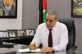 """الوزير الشيخ: """"صفقة القرن"""" مرفوضة والقيادة ستتخذ قرارات مناسبة إذا أعلن عنها رسميا"""
