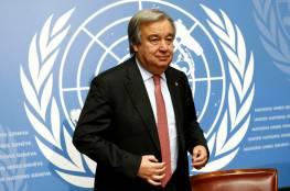 أنطونيو جوتيريتش :  الساسة يخذلون الخاسرين من العولمة