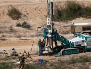 الإحتلال يدرس إقامة جدار تحت الأرض على الحدود مع مصر