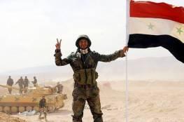 قوات جيش النظام السوري يستعيد قرية أبودالي في ريف حماة