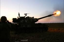 الاحتلال يقصف عدة أهداف للمقاومة جنوب قطاع غزة.