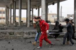 مقتل 15 شخصا بغارات روسية على إدلب