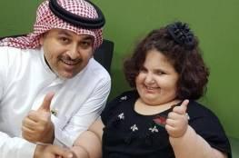 بسبب مرض نادر.. الطفلة السعودية صافية تأكل ولا تشبع!