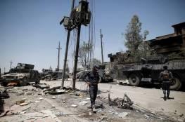 العراق... مقتل 230 مدنيًا غربي الموصل خلال يومين