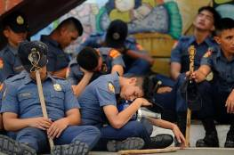 رئيس الفلبين يبتكر الحل الأمثل لمعاقبة رجال الشرطة الفاسدين
