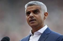 عمدة لندن يطالب ترامب بعدم زيارة بريطانيا بسبب القدس