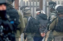 قوات الاحتلال الاسرائيلي تعتقل 18 مواطناً في الضفة فجر اليوم