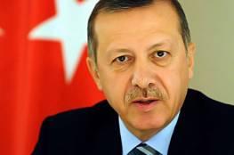 الرئيس التركي: بلادي  ترفض تقسيم الشرق الأوسط