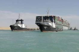 مصادر شحن: يجب تطوير قناة السويس سريعا لتجنب تعطل الملاحة مستقبلا