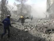 سوريا : ارتفاع حصيلة قتلى الغوطة إلى 1002 بينهم 215 طفلاً