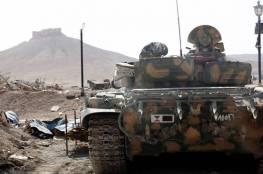 الجيش السوري يعلن تحرير 32 بلدة من داعش