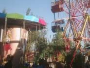 إصابة 21 طفلا بسقوط لعبة هوائية في مدينة ملاهي برام الله