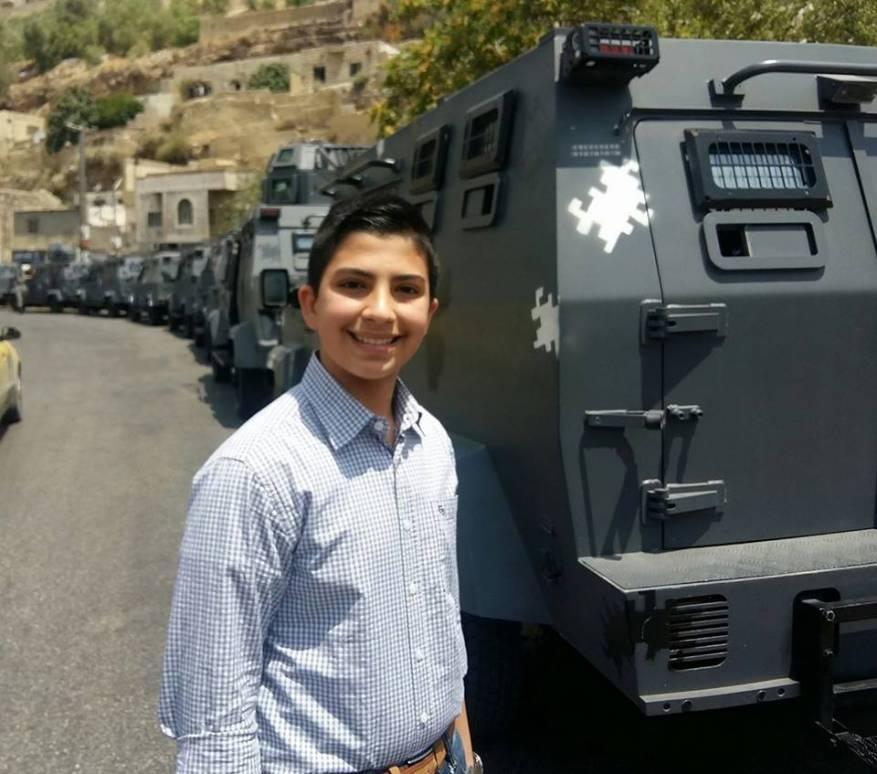 شاهد الخطبة نصرة للأقصى التي أعتقل على أثرها الطفل عبدالعزيز الصيفي من السلطات الأردنية حديث اليوم