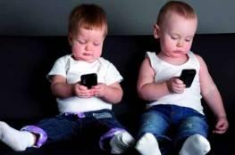 """أمراض جديدة تسببها """"الهواتف الذكية""""للأطفال"""