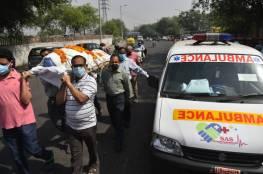 شكوك بشأن الأعداد الحقيقية لوفيات كورونا في الهند