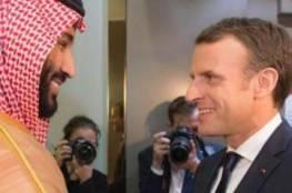 ماكرون في الرياض.. الرئيس الفرنسي يقرر فجأة زيارة السعودية لمدة ساعتين بعد ختام رحلته إلى الإمارات