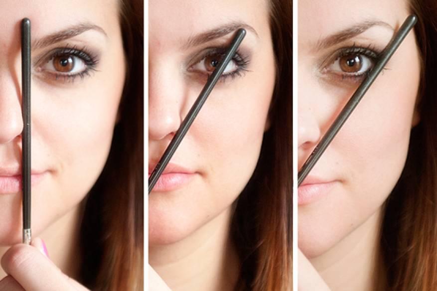أفضل-شكل-للحواجب-المناسب-لشكل-الوجه1