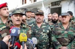 أمريكا :  تفرض عقوبات على قادة في النظام السوري