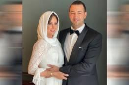 الداعية الإسلامي معز مسعود يتصدر غوغل بعد صور زواجه من الفنانة حلا شيحة