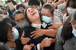 غضب دولي من إستخدام عسكر ميانمار القوة ضد المدنيين
