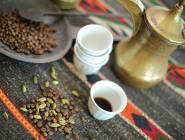 أسرع طريقة لتحضير القهوة العربية