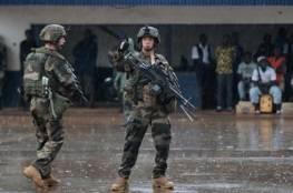 مقتل 6 عمال إغاثة إنسانية في أفريقيا الوسطى