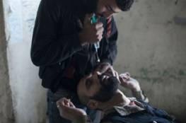 منظمة حظر الأسلحة تحقق في الهجمات الكيميائية المحتملة في سوريا