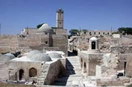 الخليل:عشرات المستوطنين يؤدون طقوسا تلمودية في منطقة بئر حرام الرامة