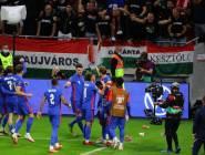 """""""الفيفا"""" يفرض عقوبة على هنغاريا في تصفيات كأس العالم بسبب العنصرية"""