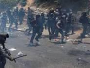 الجزائر تدين انتهاكات قوات الاحتلال الإسرائيلي ضد الفلسطينيين في الأقصى
