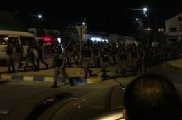 عمان : تجدد الاحتجاجات في الأردن لليوم الثالث