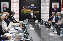 مجلس الوزراء الفلسطيني يعقد جلسته المقبل في مدينة الخليل