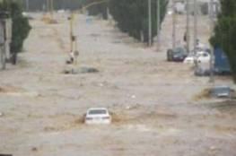 مصر: مقتل 12 شخصاً وإصابة 43 آخرين بسبب السيول