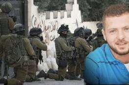 فلسطين : الاحتلال يفشل في الوصول للمطارد أحمد نصر جرار