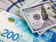 اسعار العملات مقابل الشيكل لليوم الجمعة