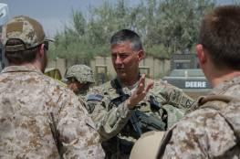 قائد قوات التحالف: لا تغييرات كبيرة في مستوى القوات الأمريكية بالعراق بعد الموصل