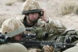 على طريقة شارلوك هولمز ...المقاتل البريطاني يرتشف الجن في الرقة