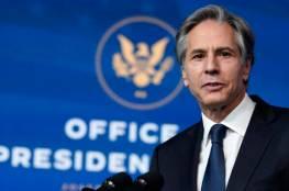 وزير الخارجية الأمريكي يتجه إلى الشرق الأوسط.. بلينكن سيلتقي كبار المسؤولين الفلسطينيين والإسرائيليين