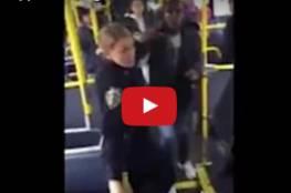 شاهد: أنقذ بنت من حالة التحرش الجنسي فاعتقلته الشرطة