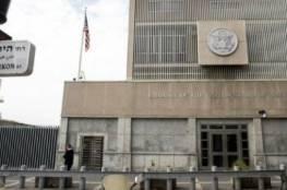 مساء السبت :وفد أمريكي في اسرائيل لبحث نقل السفارة