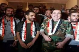 الوسيط  عمان : تفاصيل صفقة الإفراج عن الطيار السوري الحلو - وثيقة...