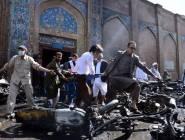 أفغانستان: مقتل سبعة أشخاص واصابة 15 آخرين في الهجوم على مسجد كبير