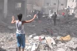 مقتل 16 مدنياً في غارات جوية على أرياف إدلب
