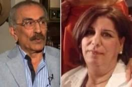 الأردن: مقتلُ الكاتبة أمل منصور زوجة الكاتب الفلسطيني الراحل خيري منصور
