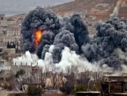 """واشنطن تنفذ ضربات جوية بالقرب من """"الباب"""" لاغلاق الخلاف مع تركيا"""